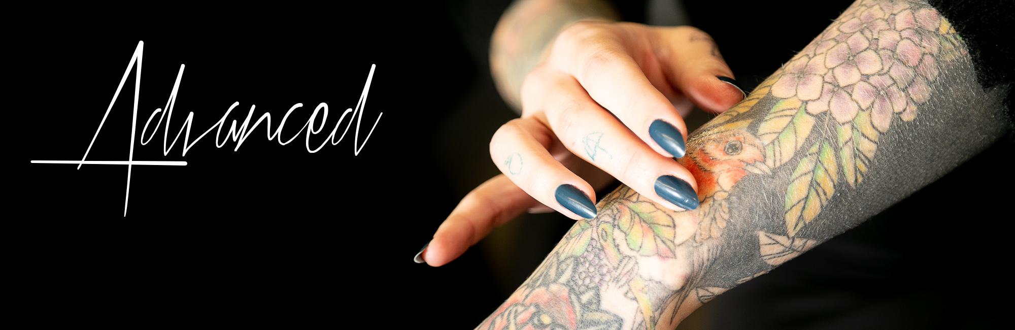 Four Tattoo Care